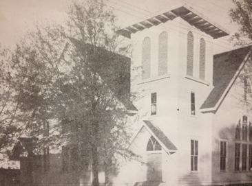 First Building